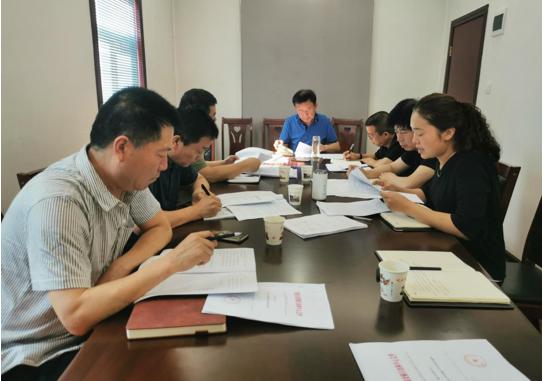 铜川农林中心深入推进党支部标准化建设全面开展